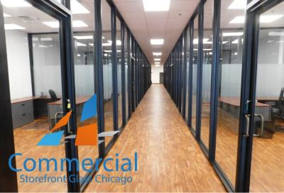 chicago commercial storefront glass replacement window door 38