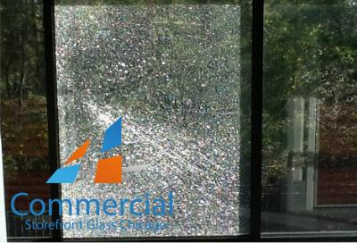 chicago commercial storefront glass replacement window door 43