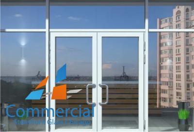 chicago commercial storefront glass replacement window door 59