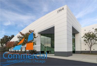 chicago commercial storefront glass replacement window door 98